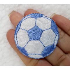 Aplique Bola futebol ( selecionar cor )