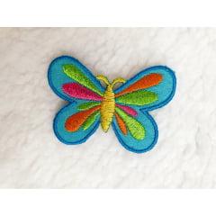 Aplique borboleta ( selecionar cor )