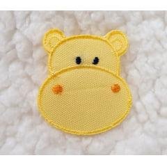 Aplique hipopótamo baby M