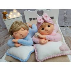 CURSO ONLINE BABY CAROLINA E CAIO