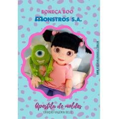 Apostila boneca Boo+Mike ( envio por correio )