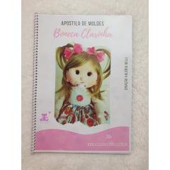 Apostila boneca Clarinha ( envio por correio)