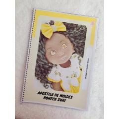 Apostila boneca Zuri (envio por correio)