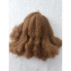 Cabelo afro  (maço )