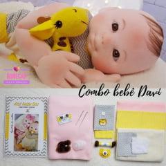 Combo bebê Davi - Curso ONLINE + material