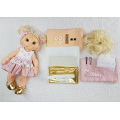 Kit boneca Vivi