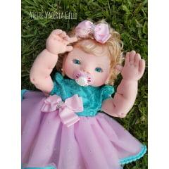Curso ONLINE bebê Valentina