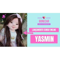 Curso boneca Yasmin
