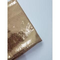 Paetê mini dourado (super brilho) 50x70