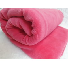 Plush pink 50x90 cm anti-alérgico
