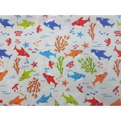 Tricoline tubarões (50x1,55)