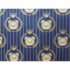 Tricoline  ursinho príncipe 50x1,55